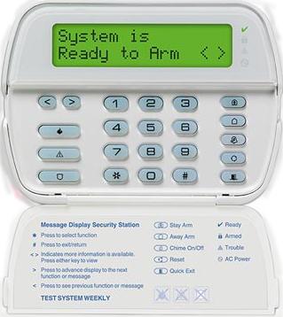 DSC – PC1616/ PC1832 / PC1864 / PC4020 / PC5010 / PC5020