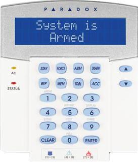 PARADOX – Digiplex LCD Keypad
