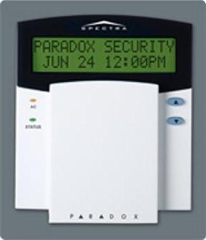 PARADOX – Spectra LCD Keypad