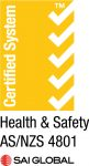 Health & Safety AS/NZS 4801